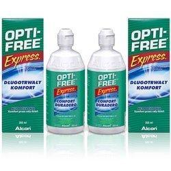 Zestaw 2x Opti-Free Express 355 ml
