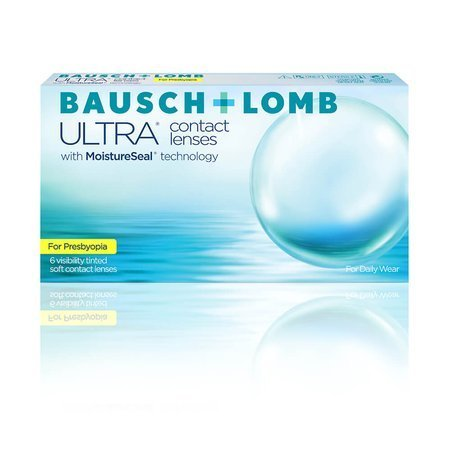 Bausch+Lomb Ultra for Presbyopia 6 szt.