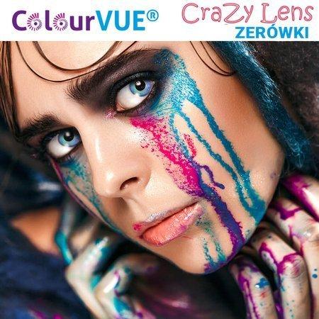 Crazy Lens 2 szt. Zerówki Knock Out