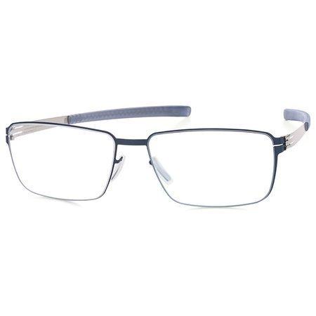 Okulary ic! berlin Dr. Kauermann Marine Blue