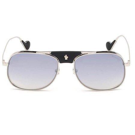 Okulary przeciwsłoneczne Moncler ML0104 16C