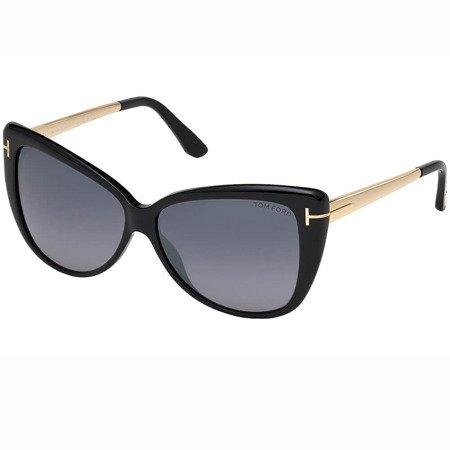 Okulary przeciwsłoneczne Tom Ford FT0512 01C Reveka