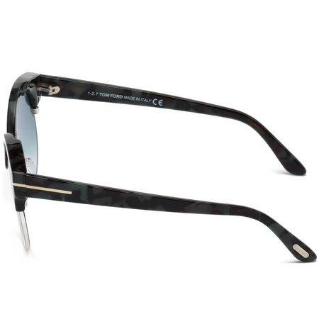 Okulary przeciwsłoneczne Tom Ford FT0608 55X Alissa 02