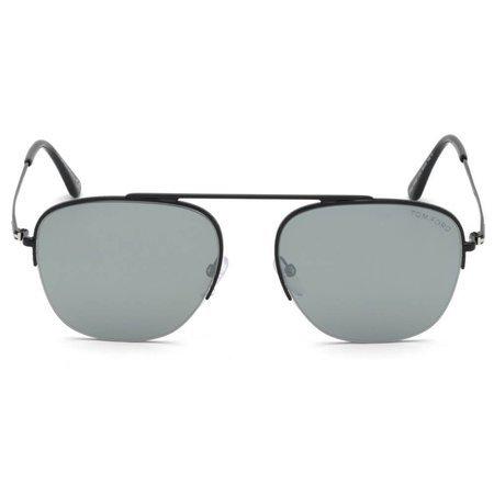 Okulary przeciwsłoneczne Tom Ford FT0667 01C Abott