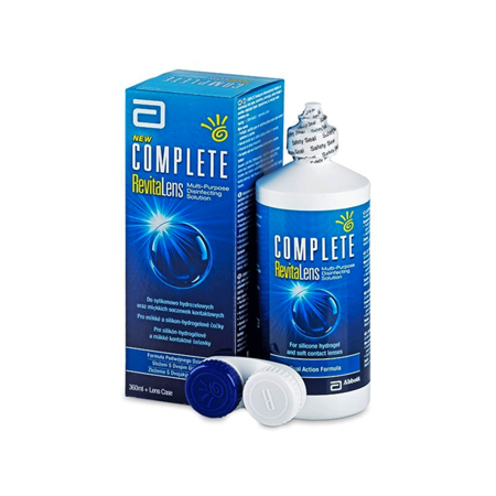 Płyn Complete RevitaLens 120 ml