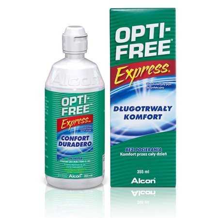 Płyn Opti-Free Express 355 ml