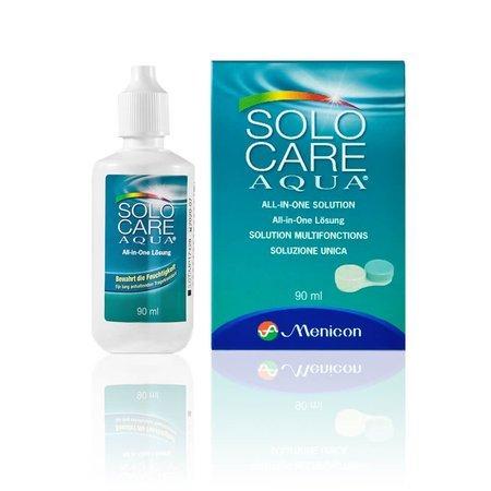 Płyn Solo Care Aqua 90 ml
