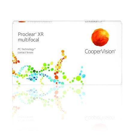 Proclear Multifocal XR 3 szt. typ D