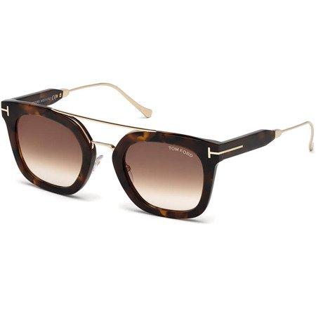 Okulary przeciwsłoneczne Tom Ford FT0541 52E Alex 02