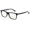 Tommy Hilfiger kwadratowe męskie okulary ciemny brąz TH 1274 4LM